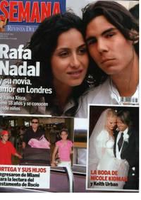 Nadal S Girlfriend Dementieva S Boyfriend Mcintyre Tennis